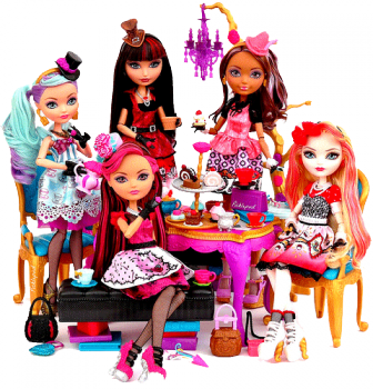 """Ever After High"""