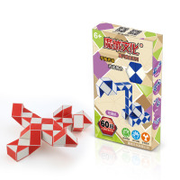 iMY9813 Змейка Magic Snake Cube with 60pcs